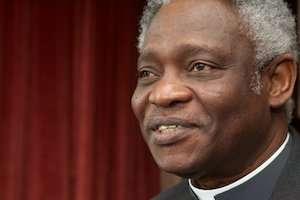 Kardinál Turkson: Cirkev bráni práva na život a bezpečnosť každého