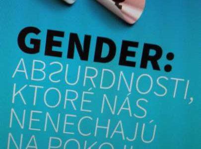 Pozvánka - prednáška o rodovej ideológii v Ružomberku