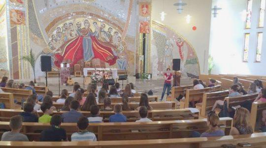 Prednáška ohodnote rodiny na ZŠ v Nitre