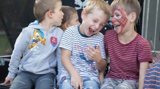 Stovky návštevníkov na Dni rodiny 2016 v Bratislave