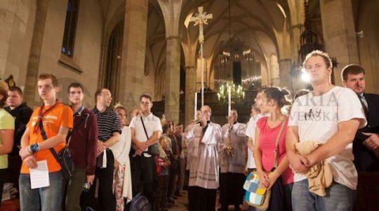 Februárové sväté omše za šírenie kultúry života v Banskobystrickej diecéze