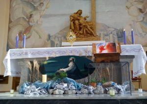 Modlitby za život počas kampane Dňa počatého dieťaťa v metropole Šariša a v Záhradnom