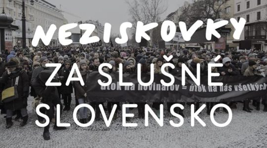 Fórum života podporuje iniciatívu za slušné Slovensko - verejné zhromaždenia už dnes