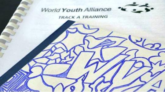 Certifikované školenie so Svetovou alianciou mládeže